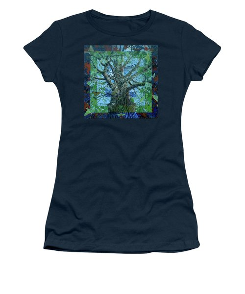 Boundary Series Xvi Women's T-Shirt
