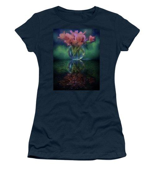 Bouquet Reflected Women's T-Shirt