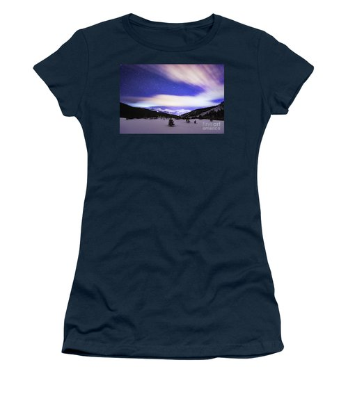Breckenridge Blues  Women's T-Shirt