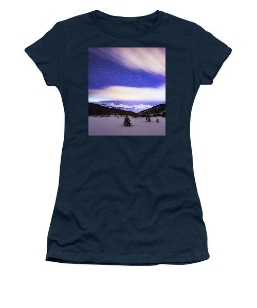 Breckenridge Blues  Women's T-Shirt