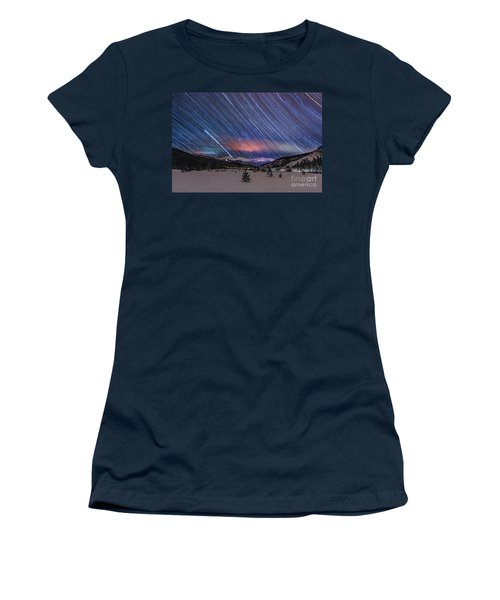 Breckenridge Trails  Women's T-Shirt