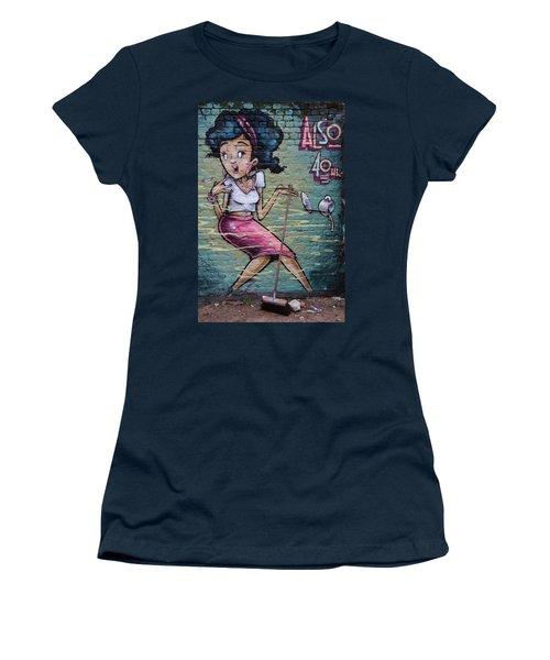 Brickwork Women's T-Shirt