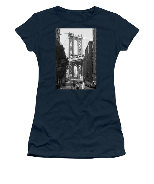 bridge II Women's T-Shirt (Athletic Fit)