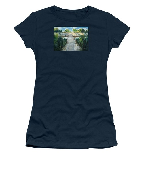 Bridge To Beach Women's T-Shirt