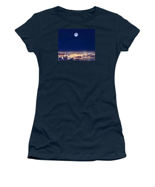 Bright Lights Big City Women's T-Shirt