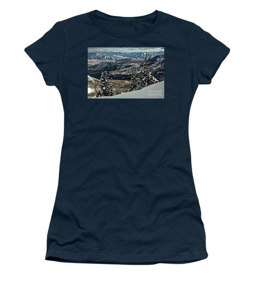 Brighton Winter Wonderland Women's T-Shirt