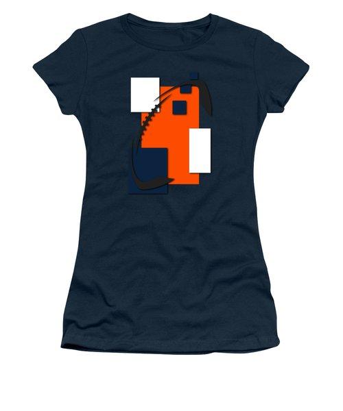 Broncos Abstract Shirt Women's T-Shirt