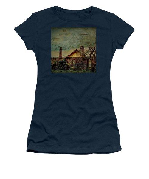 California Dreaming Women's T-Shirt (Junior Cut) by Wallaroo Images