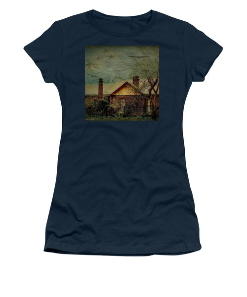 Women's T-Shirt (Athletic Fit) featuring the photograph California Dreaming by Wallaroo Images