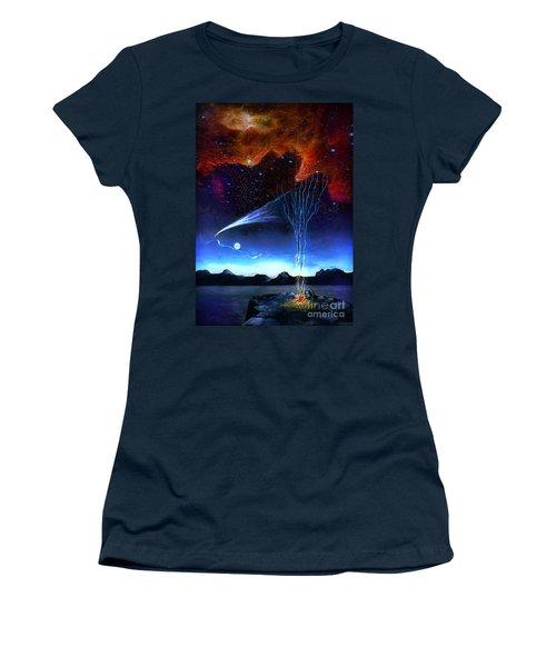 Campfire Women's T-Shirt