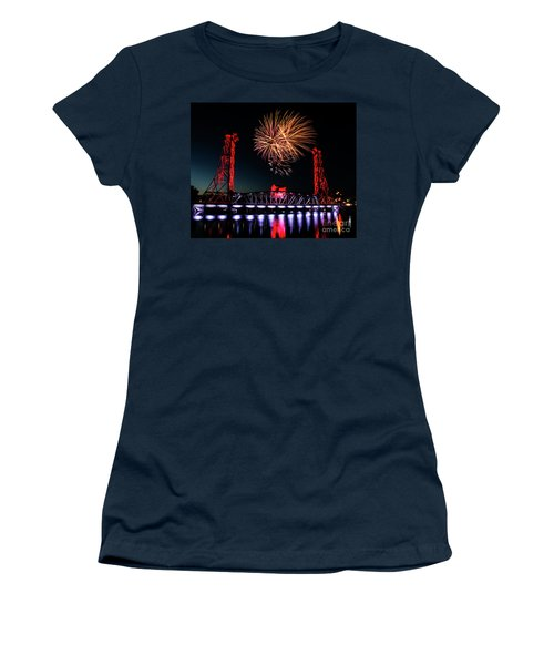 Canada Day 2016 Women's T-Shirt (Junior Cut) by JT Lewis
