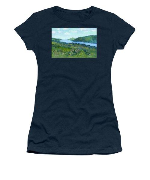 Canandaigua Lake II Women's T-Shirt