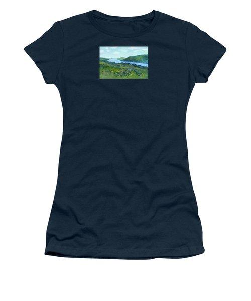 Canandaigua Lake II Women's T-Shirt (Athletic Fit)