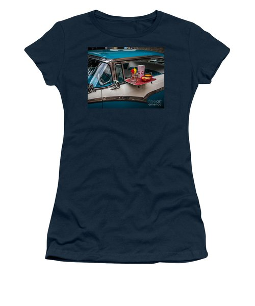 Car Hop Women's T-Shirt (Athletic Fit)