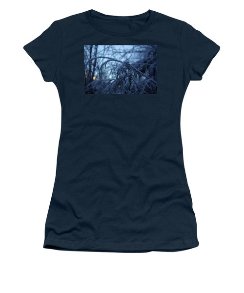 Cedars Of Ice Women's T-Shirt (Athletic Fit)