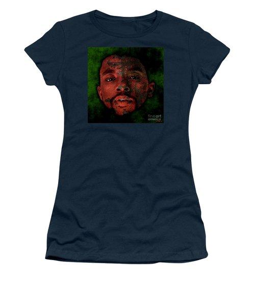 Chadwick Boseman Women's T-Shirt