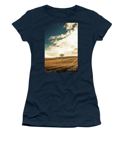 Cherry Farm In The Sewing Women's T-Shirt