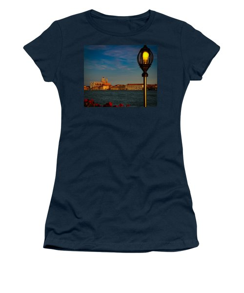 Chiesa Del Santissimo Redentore Women's T-Shirt (Junior Cut) by Kathleen Scanlan