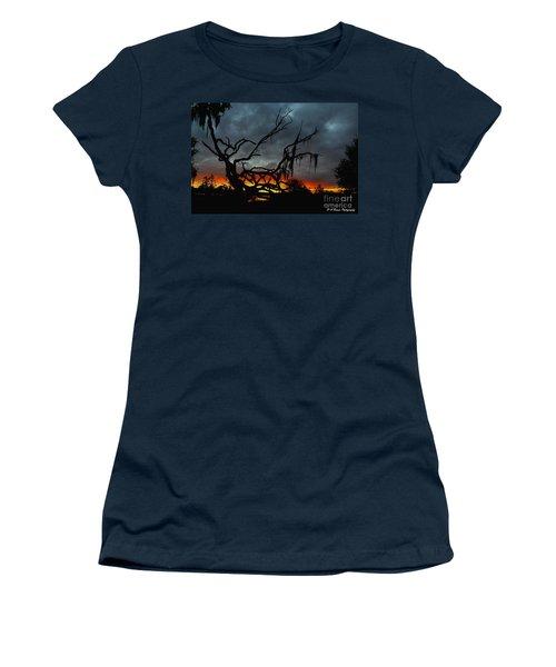 Chilling Sunset Women's T-Shirt