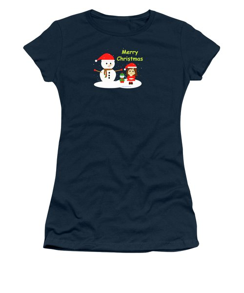 Christmas #5 And Text Women's T-Shirt