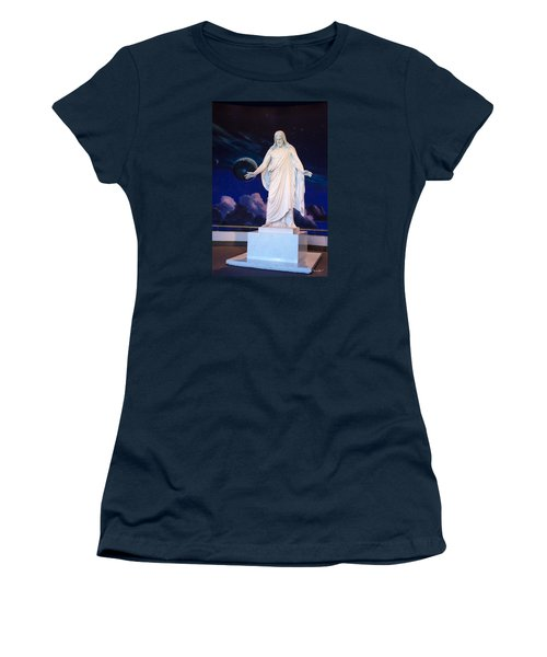 Christus Women's T-Shirt (Athletic Fit)