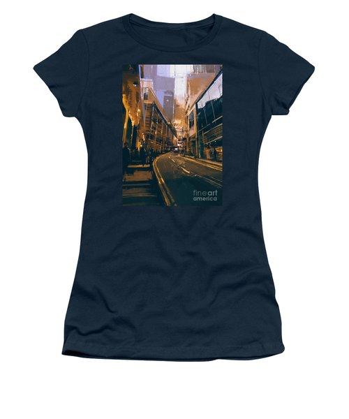 City Street Women's T-Shirt