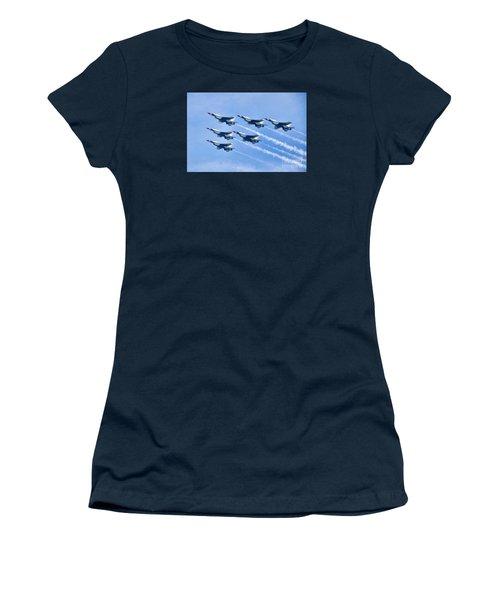 Cleveland National Air Show - Air Force Thunderbirds - 1 Women's T-Shirt
