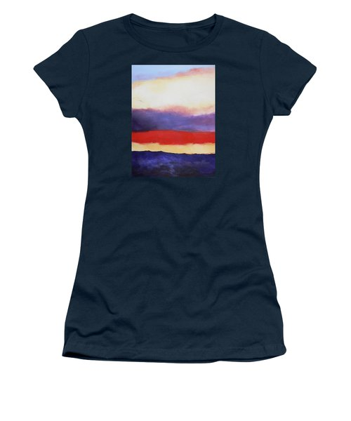 Cloud Layers 4 Women's T-Shirt (Junior Cut)