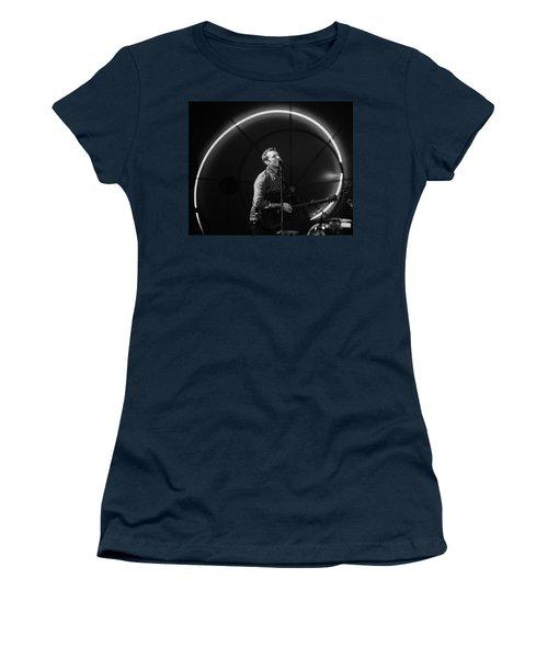Coldplay11 Women's T-Shirt (Junior Cut) by Rafa Rivas