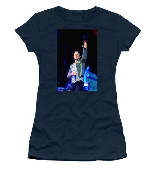 Coldplay8 Women's T-Shirt (Junior Cut) by Rafa Rivas