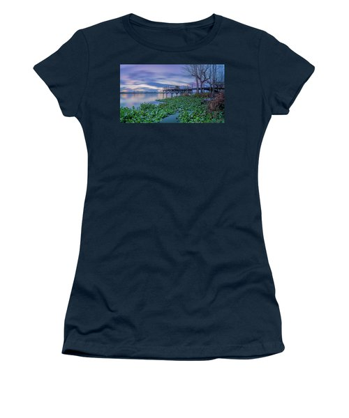 Women's T-Shirt featuring the photograph Color by Bruno Rosa