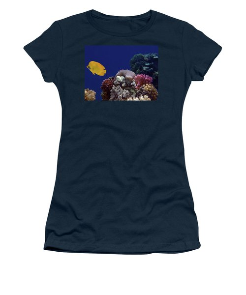 Colorful Coralreef Women's T-Shirt