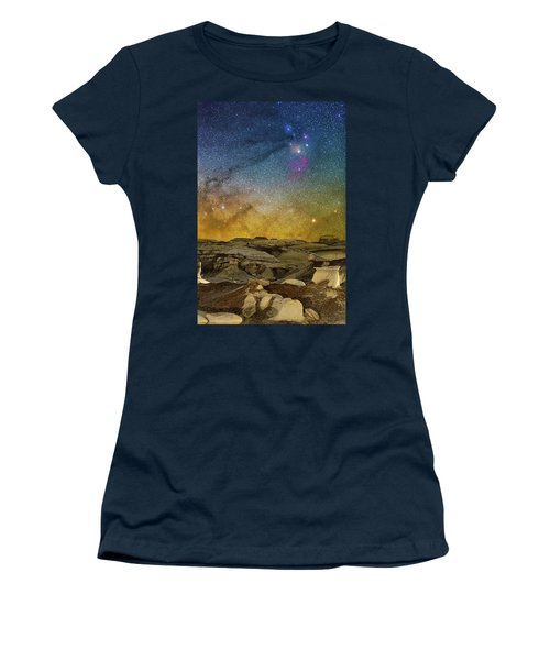 Colors On The Rise Women's T-Shirt