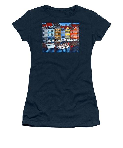 Colours Of Nyhavn Women's T-Shirt