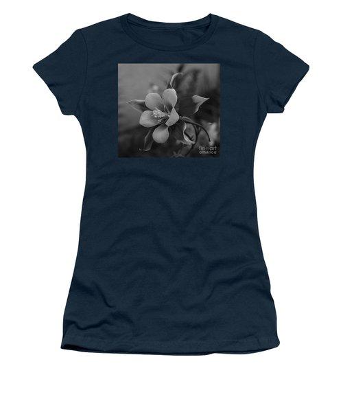 Columbine  Bw Women's T-Shirt (Athletic Fit)
