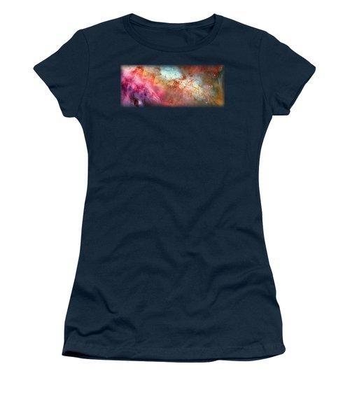 Cosmic Clouds Mug Art Women's T-Shirt