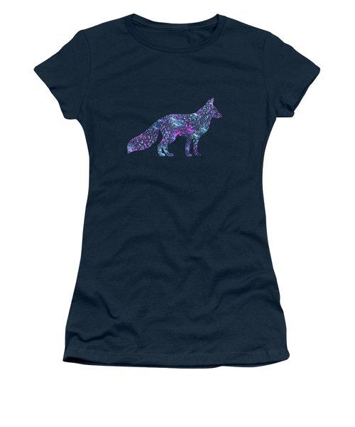 Cosmic Fox Women's T-Shirt
