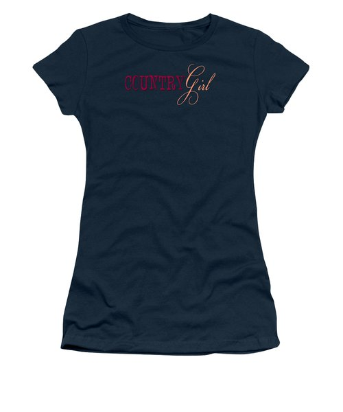 Country Girl Women's T-Shirt (Athletic Fit)