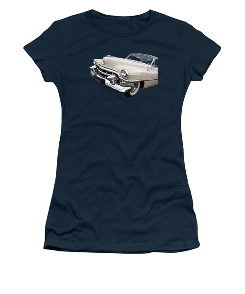 Cream Of The Crop - '53 Cadillac Women's T-Shirt