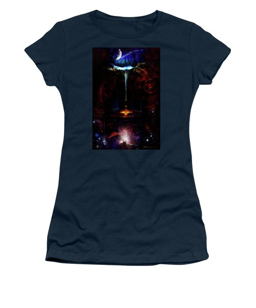 Creation Of Time Women's T-Shirt