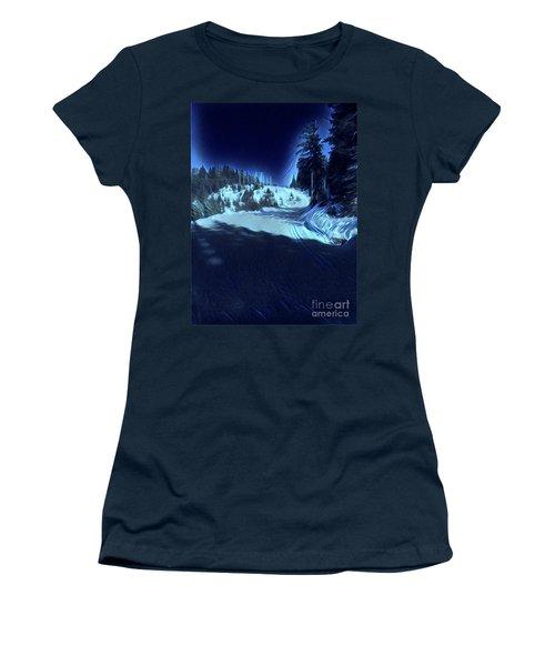 Cypress Bowl, W. Vancouver, Canada Women's T-Shirt