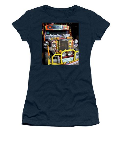 Da Jeepney Women's T-Shirt