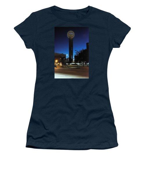 Dallas Reunion Tower Women's T-Shirt