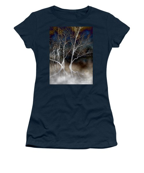 Dancing Tree Altered Women's T-Shirt (Athletic Fit)