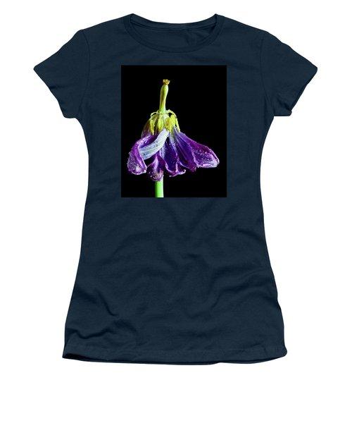 Dancing Tulip Women's T-Shirt