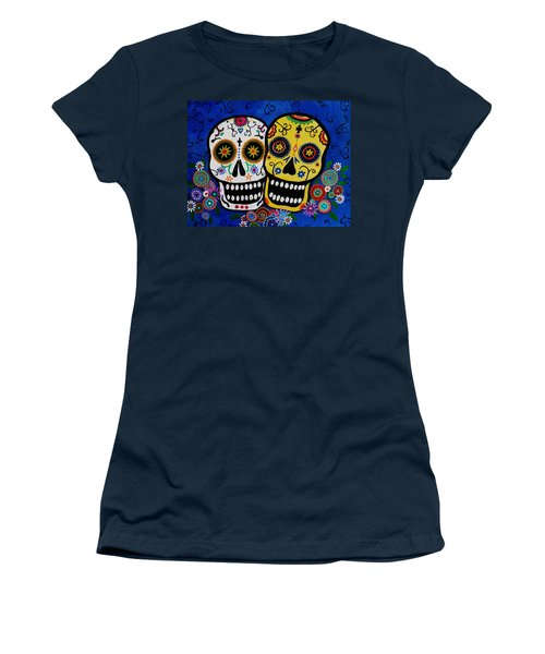 Day Of The Dead Sugar Women's T-Shirt
