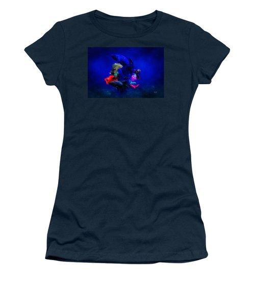 Deep Oceans Women's T-Shirt