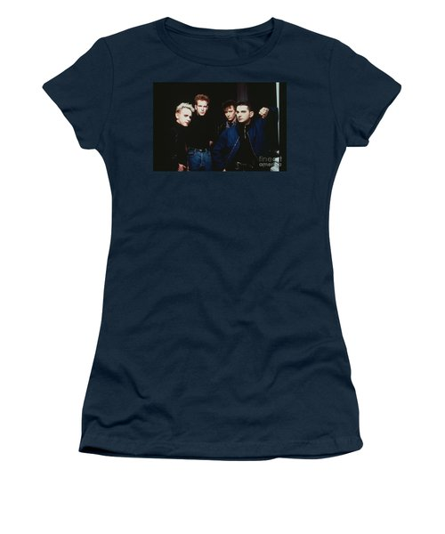 Depeche Mode Women's T-Shirt (Athletic Fit)