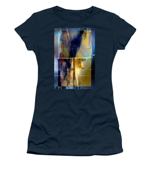 Double Structure Women's T-Shirt