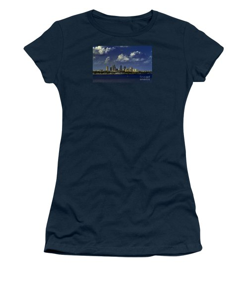 Down Town Tampa Women's T-Shirt (Athletic Fit)